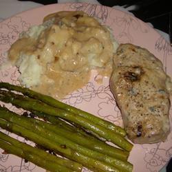 Gravy Baked Pork Chops Jillian Kuhlmann