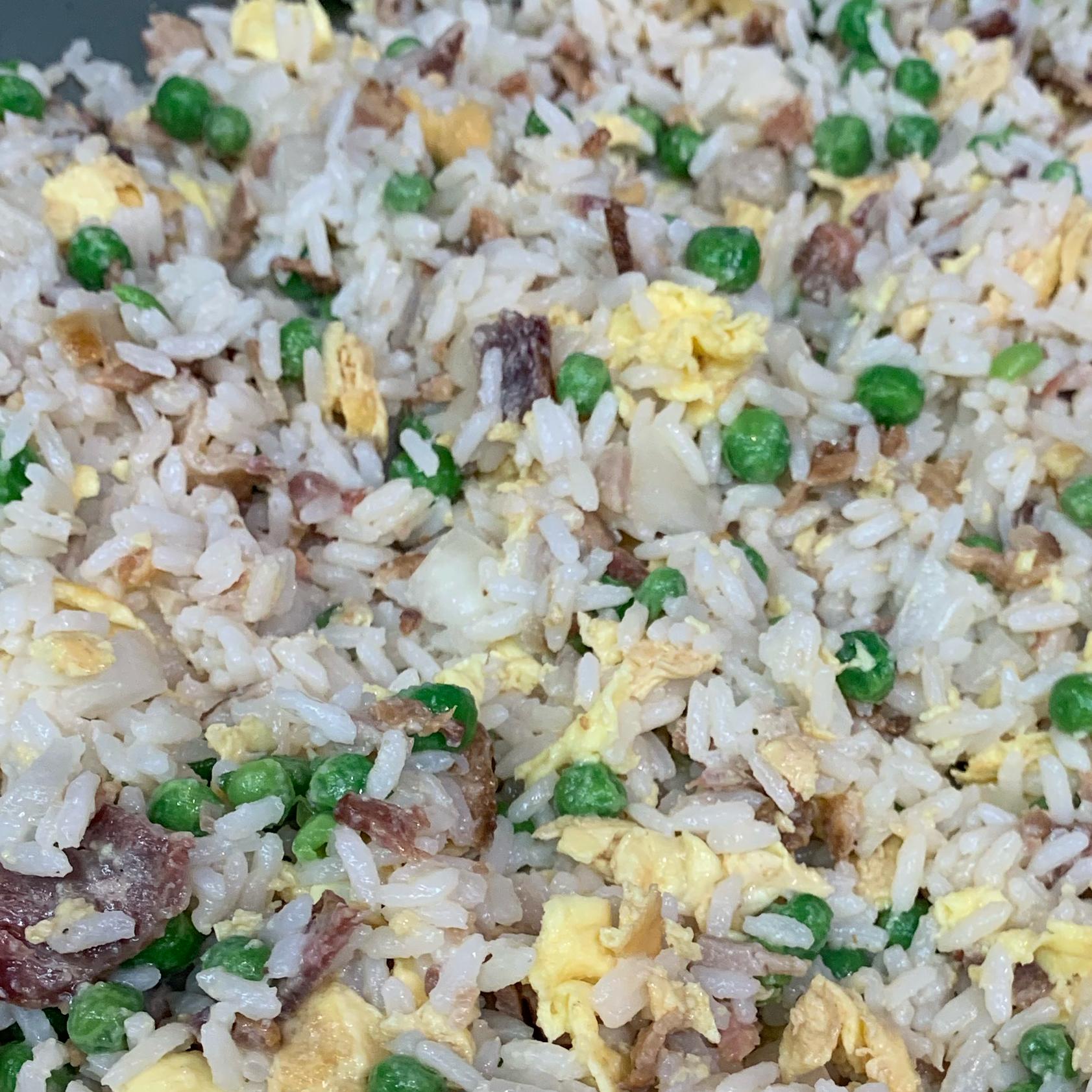 Breakfast Fried Rice Celeste Mandley