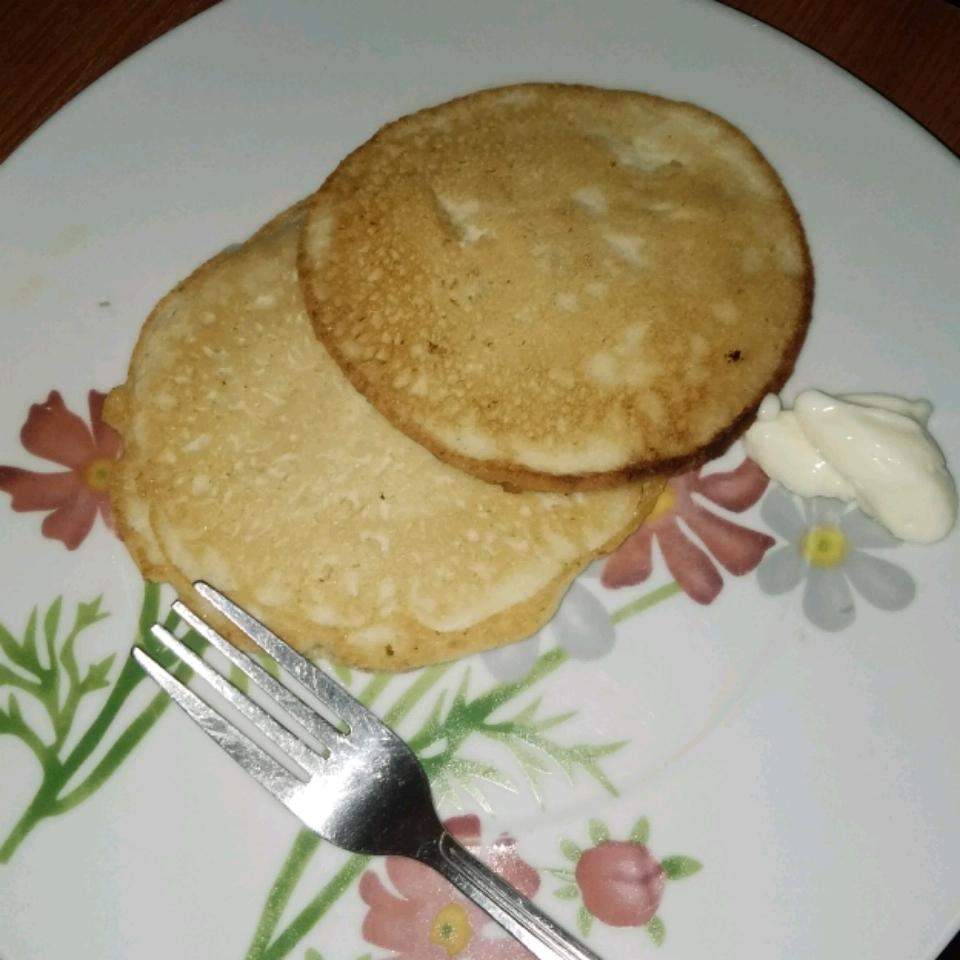 Quick Almond Flour Pancakes