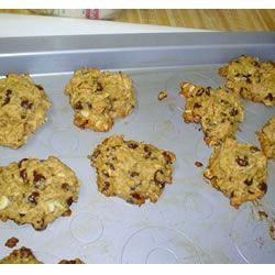 Almond Chocolate Coconut Cookies II