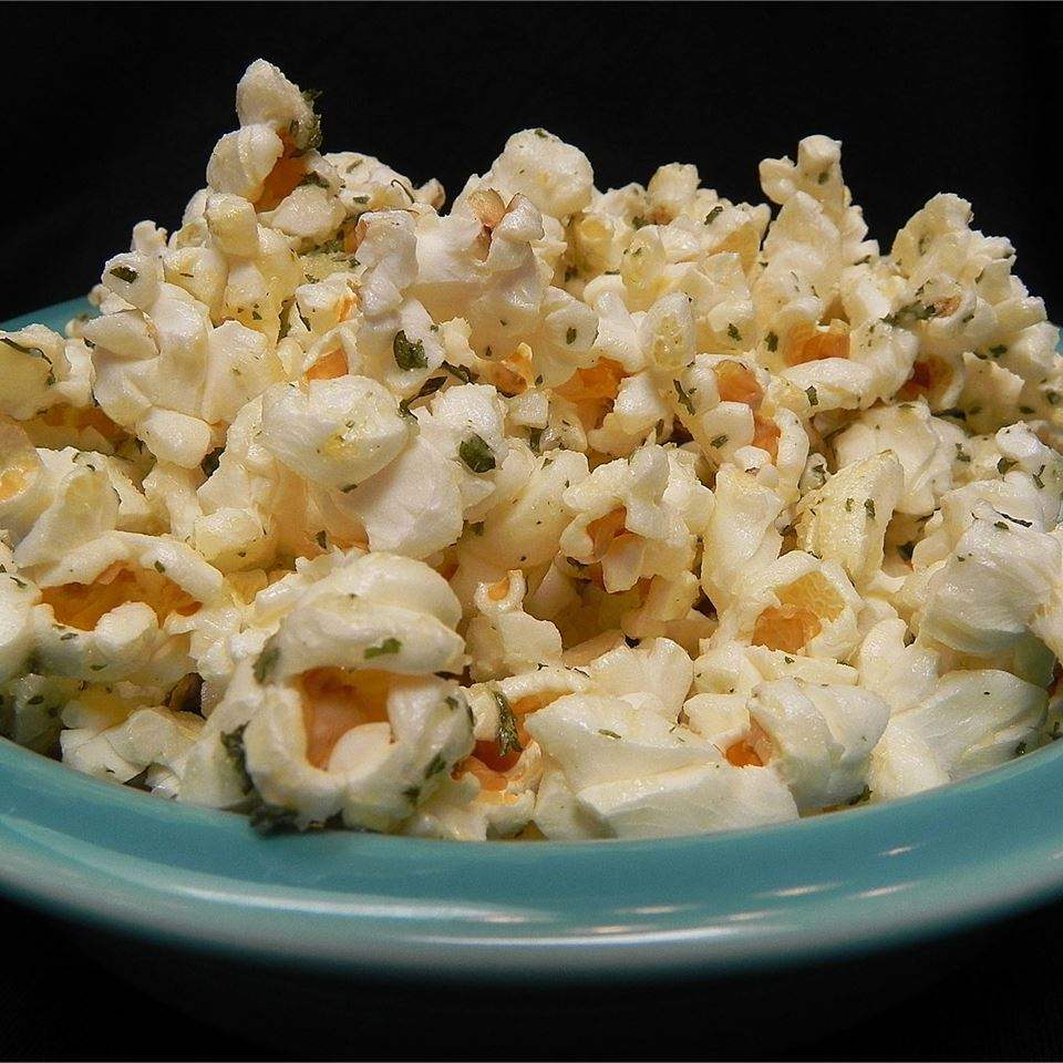 Truffle Lovers' Popcorn Scotdog