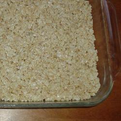 Marshmallow Treats Muffin Mans wife