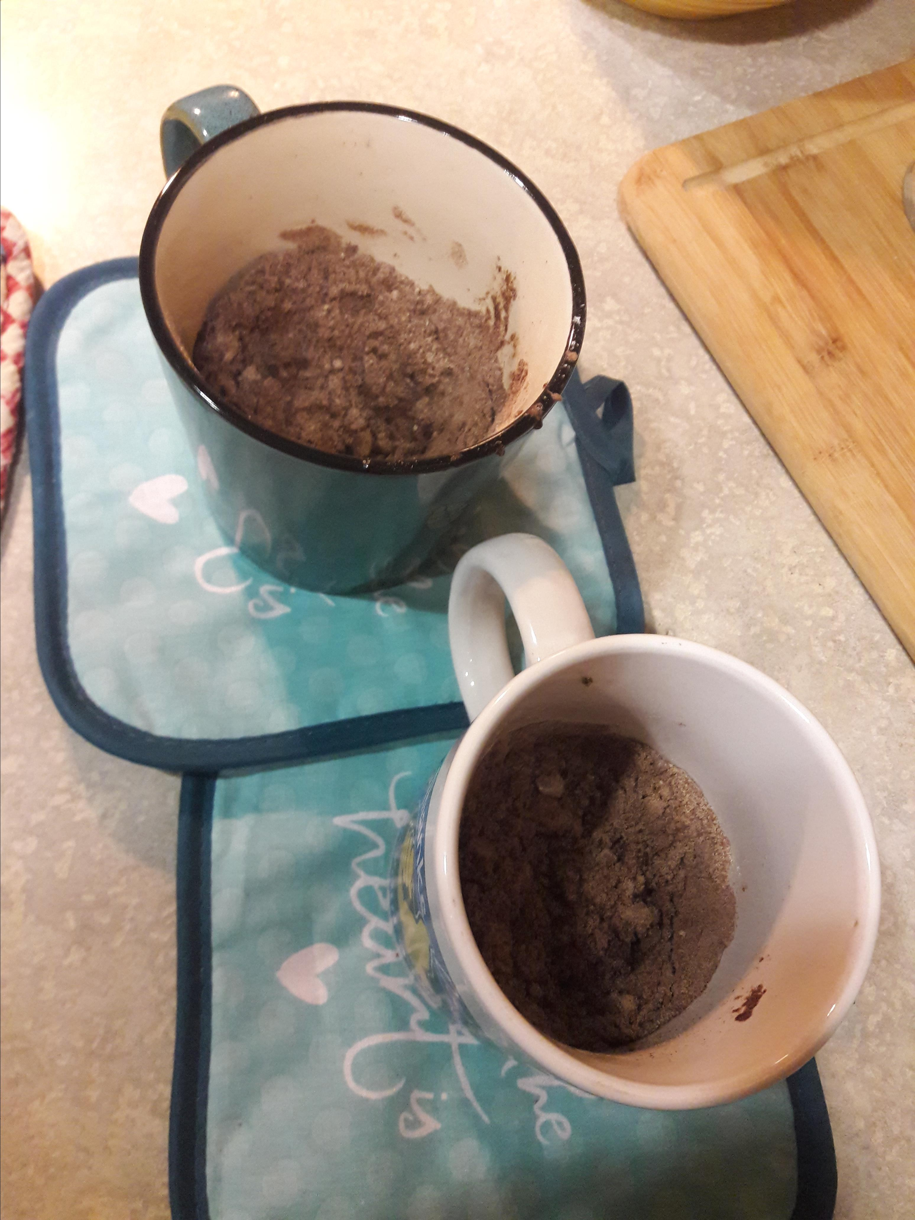 Nesquik® Brownie in a Mug Jillian Duckett