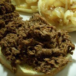 Shredded Beef SunnyByrd