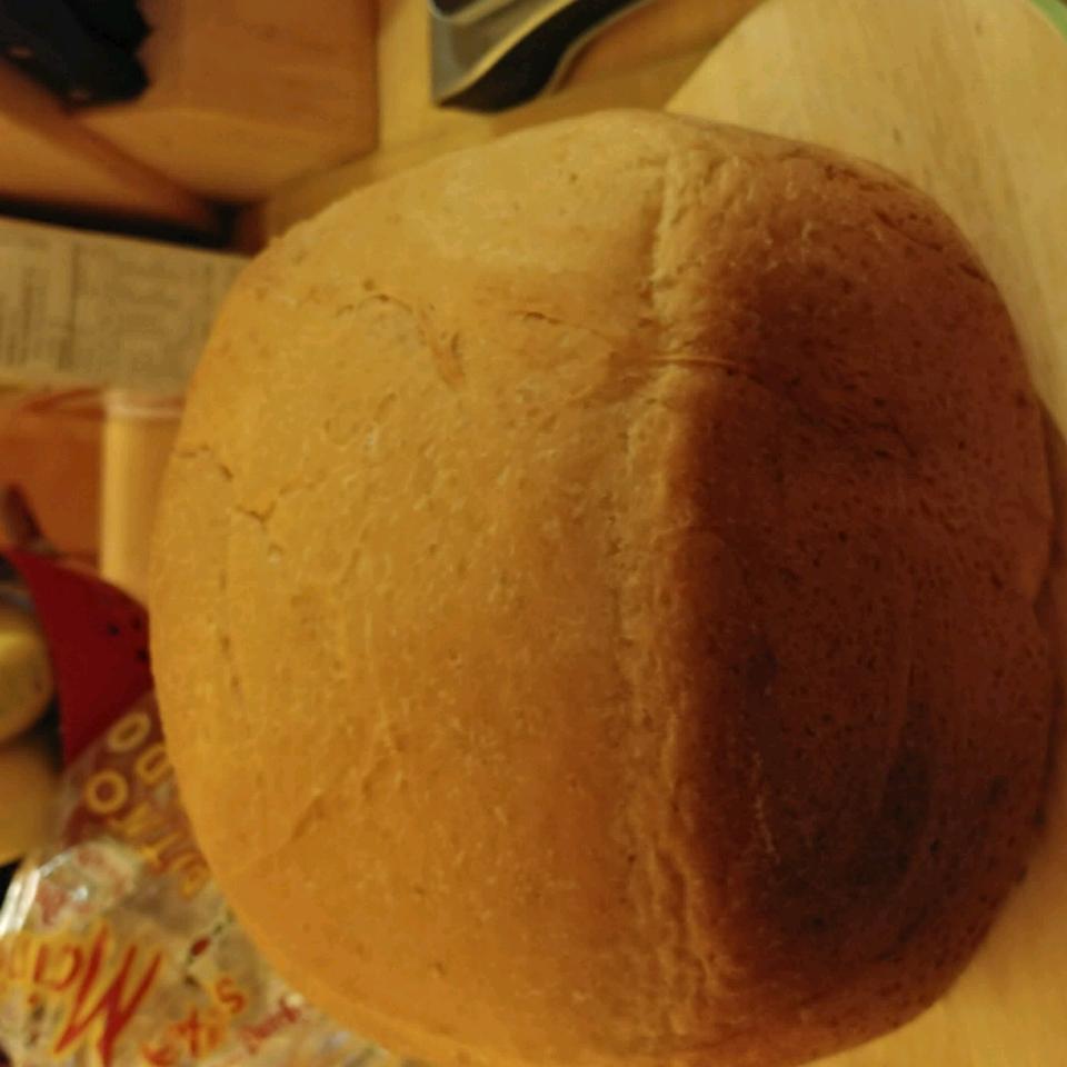 Honey Of An Oatmeal Bread