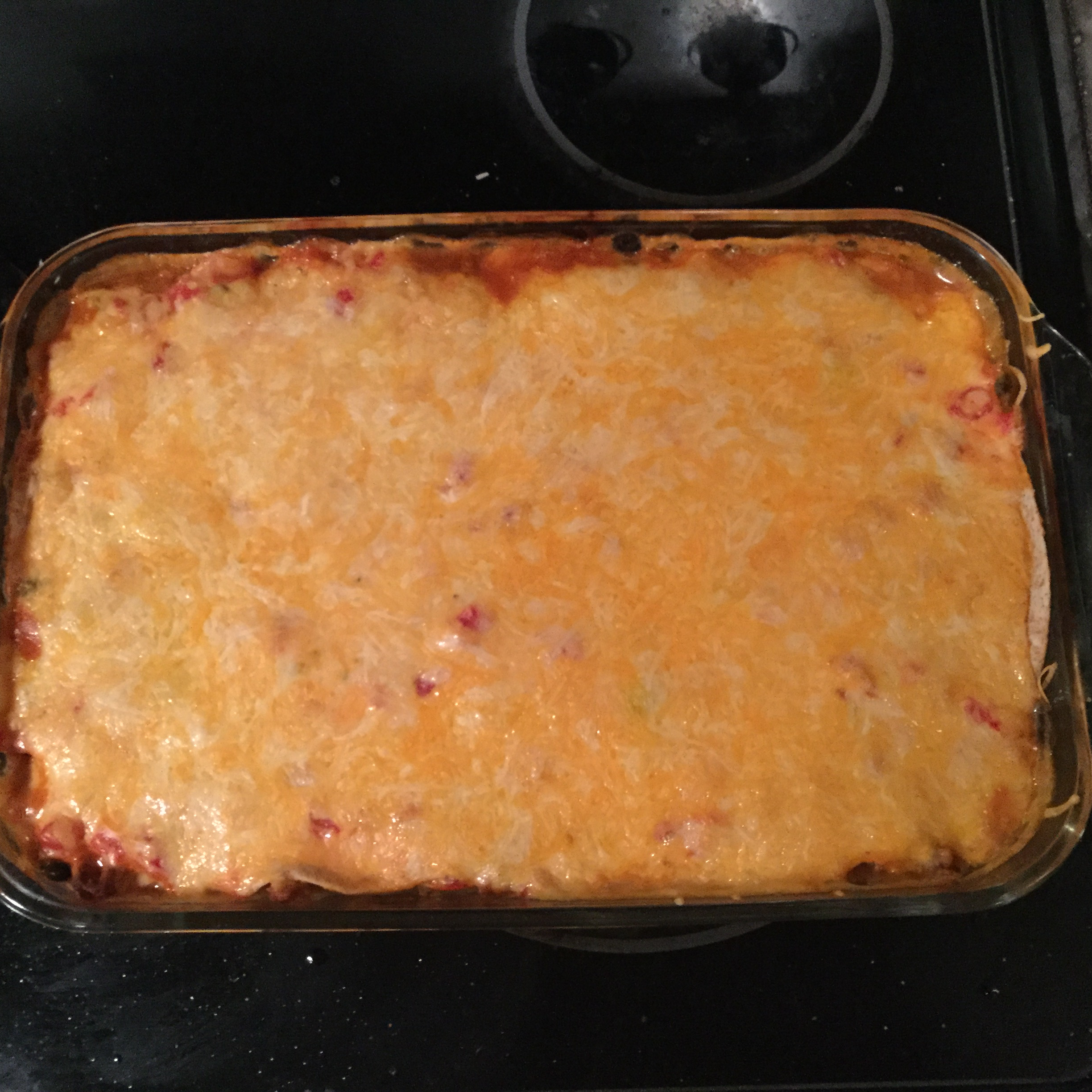 Spicy Southwest Chicken Casserole