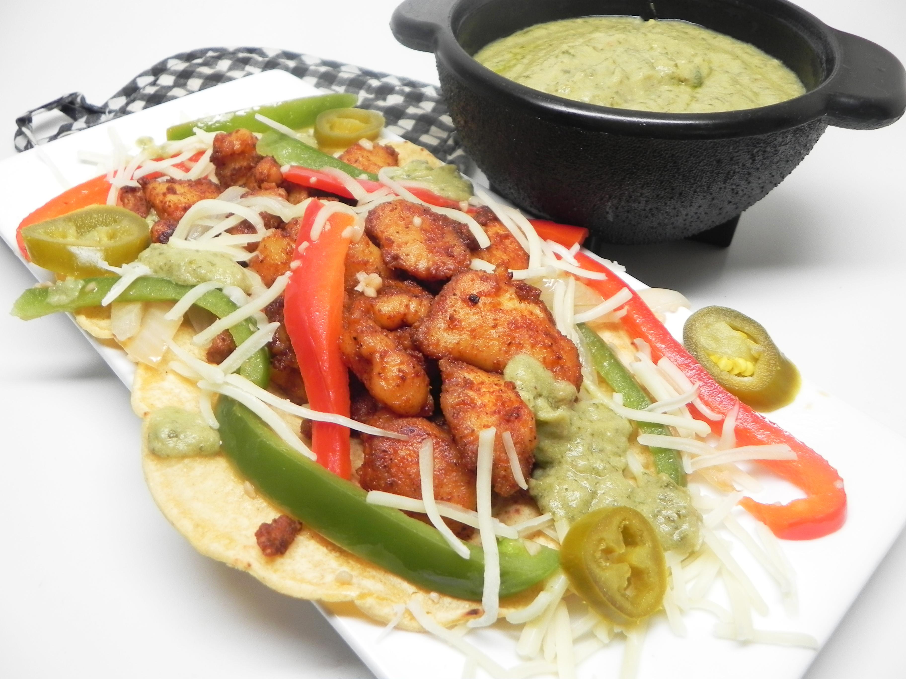 Swai Fish Tacos