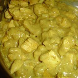 Blue Ribbon Curry Chicken Anna-Bat