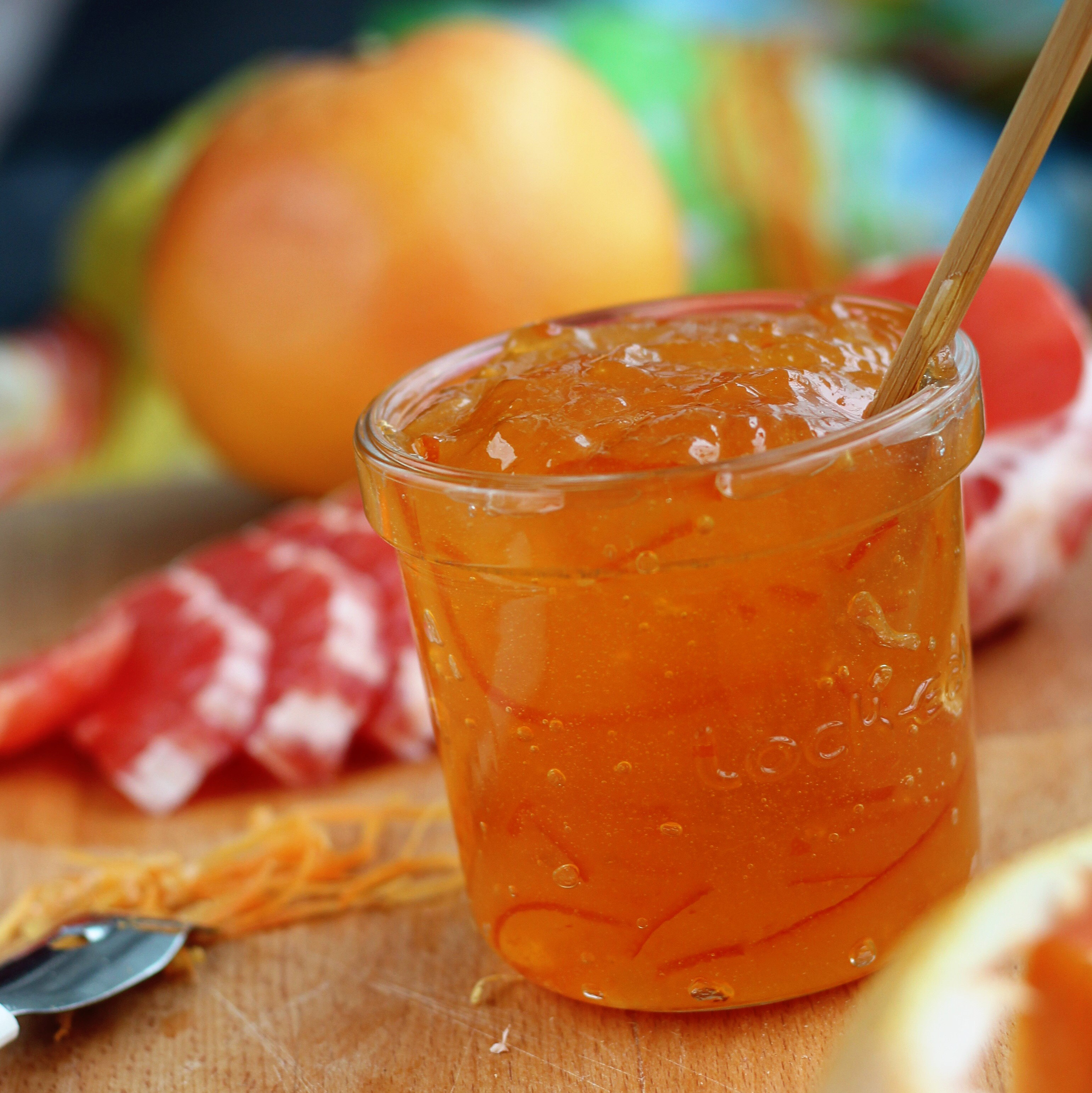 Grapefruit Marmalade
