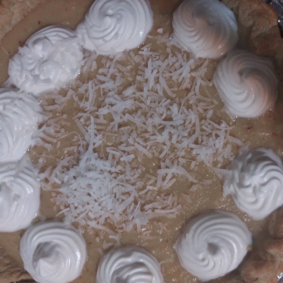 Coconut Cream Pie VI Elizabeth Mathieu