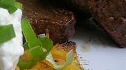 Easy Barbeque Beef Tenderloin Steak
