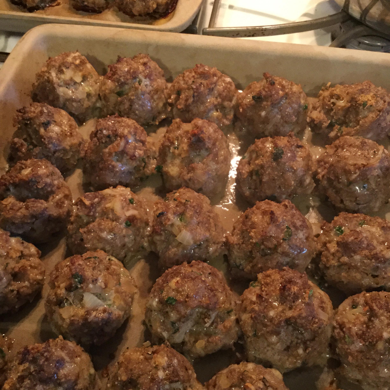 Meatballs Divine Rachel Ramos