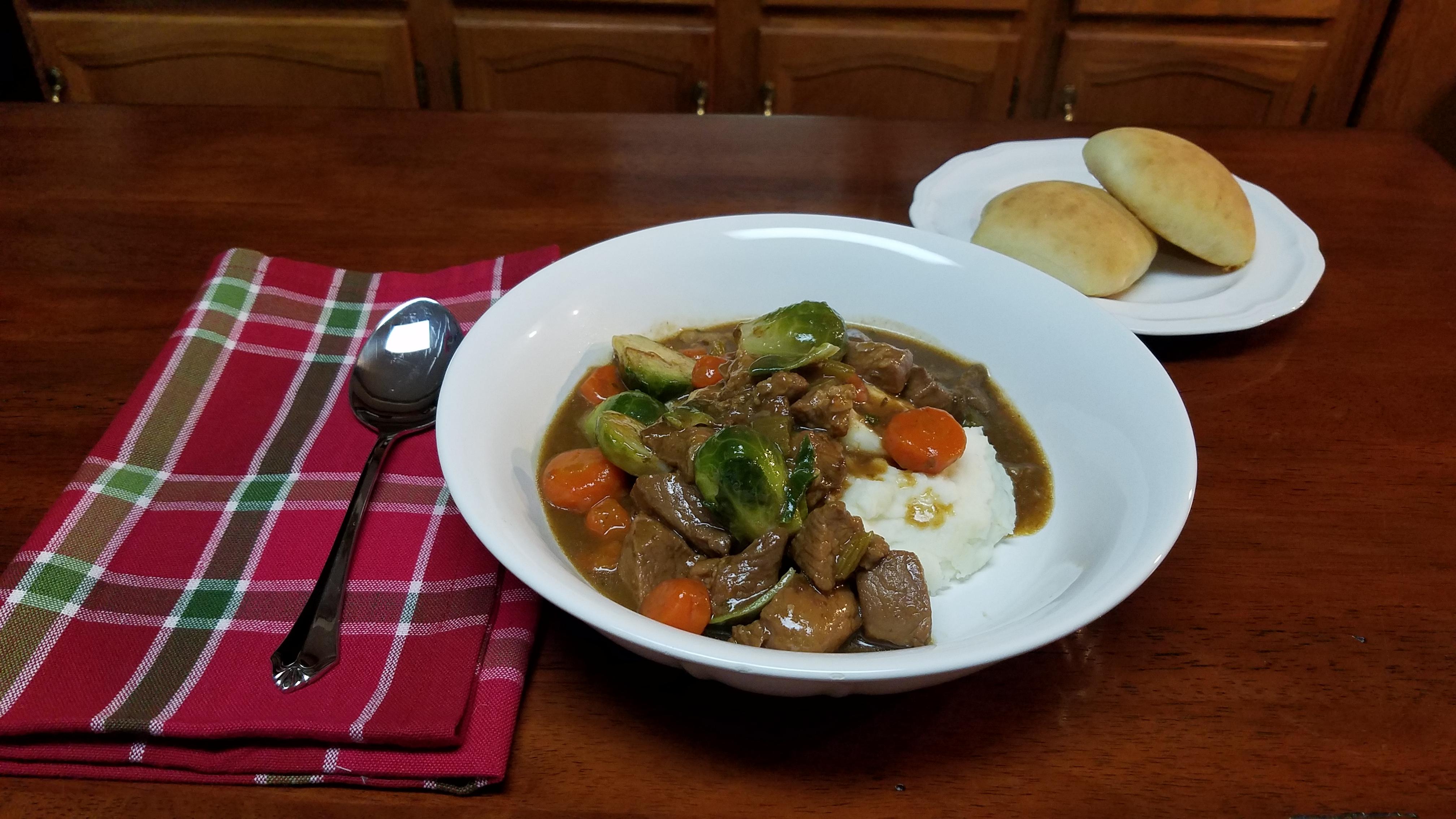 Chef John's Irish Pork Stew