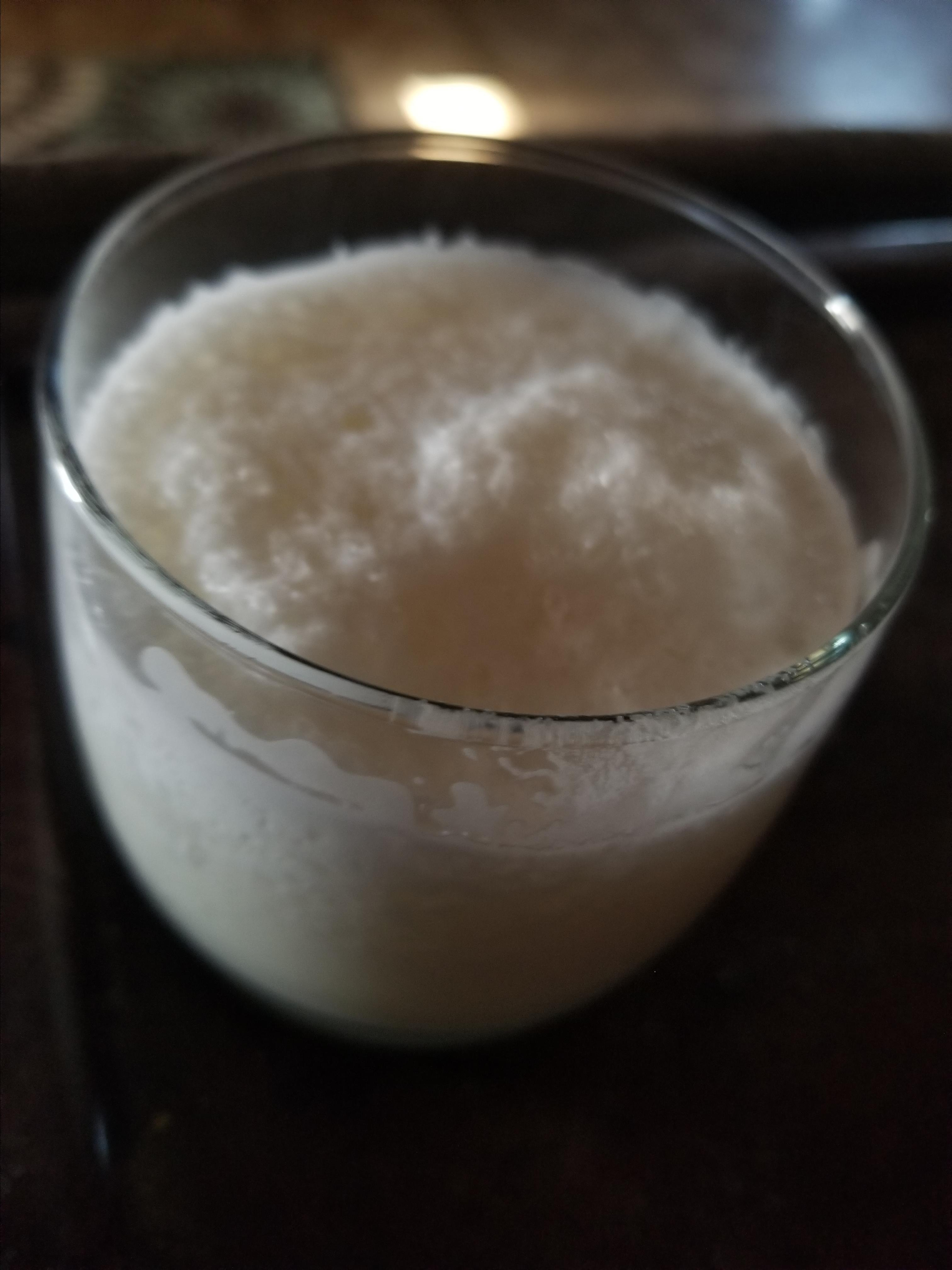 Vanilla Milkshakes without Ice Cream