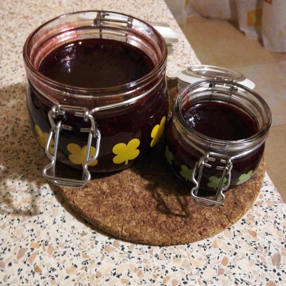 Spiced Cranberry Jam ropbIHbI4444