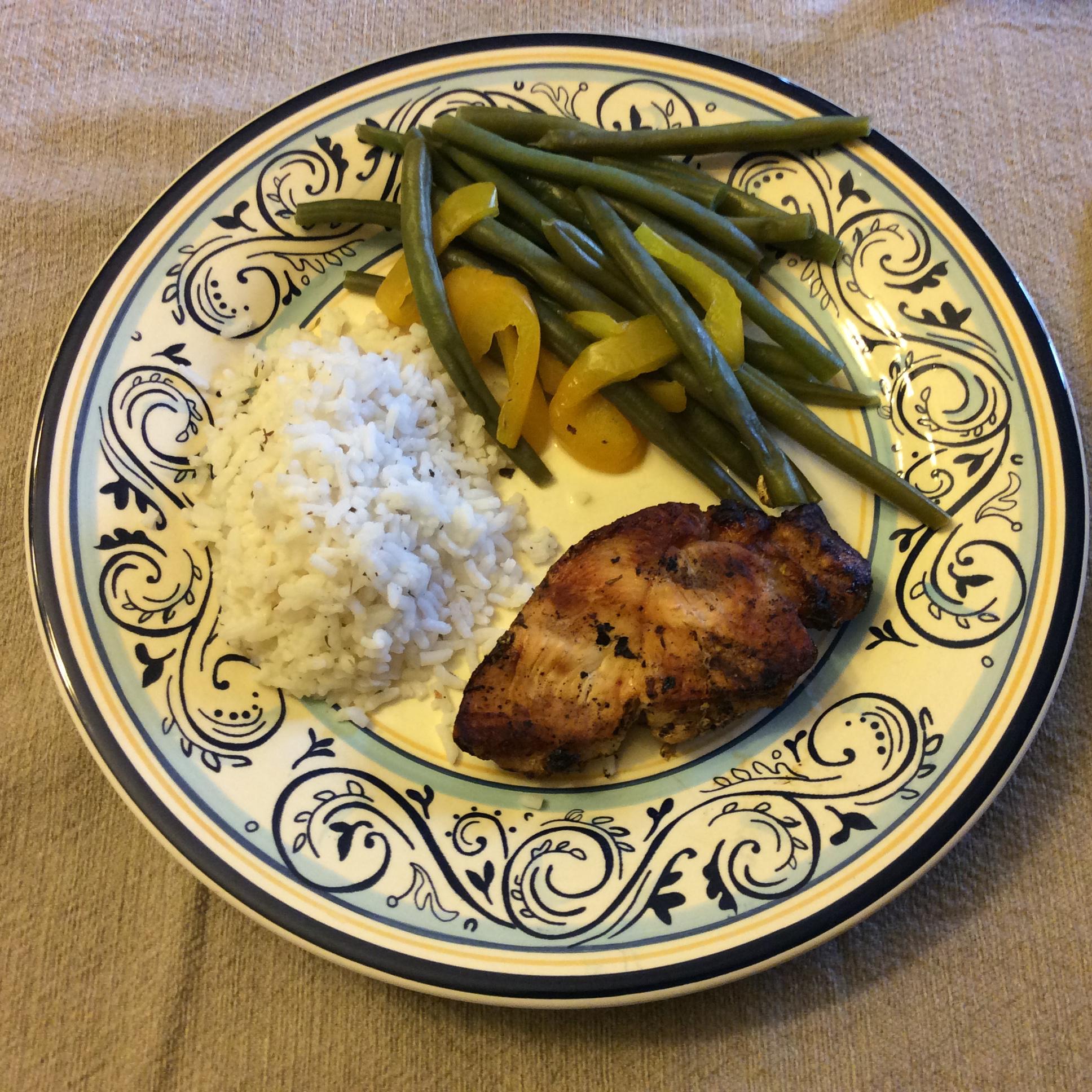 Lemon Herb Grilled Chicken Jeff Zortman