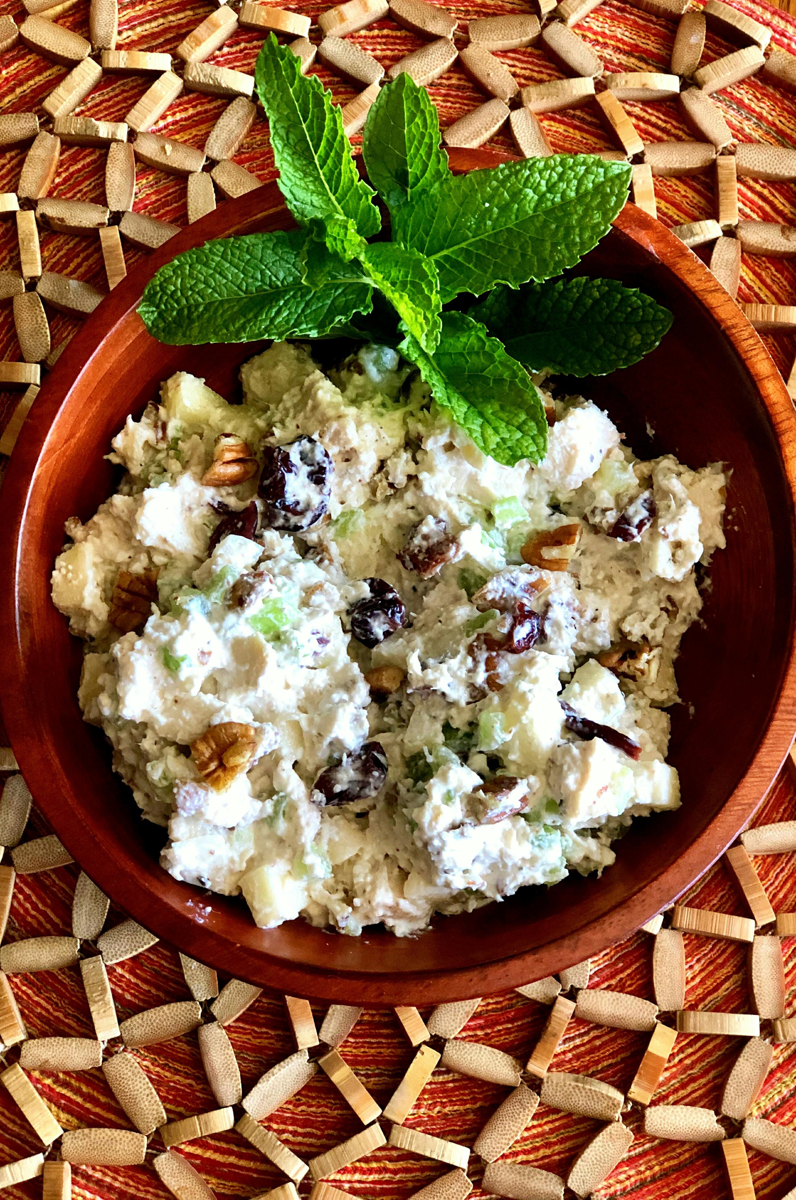 Healthy Chicken Salad Yoly
