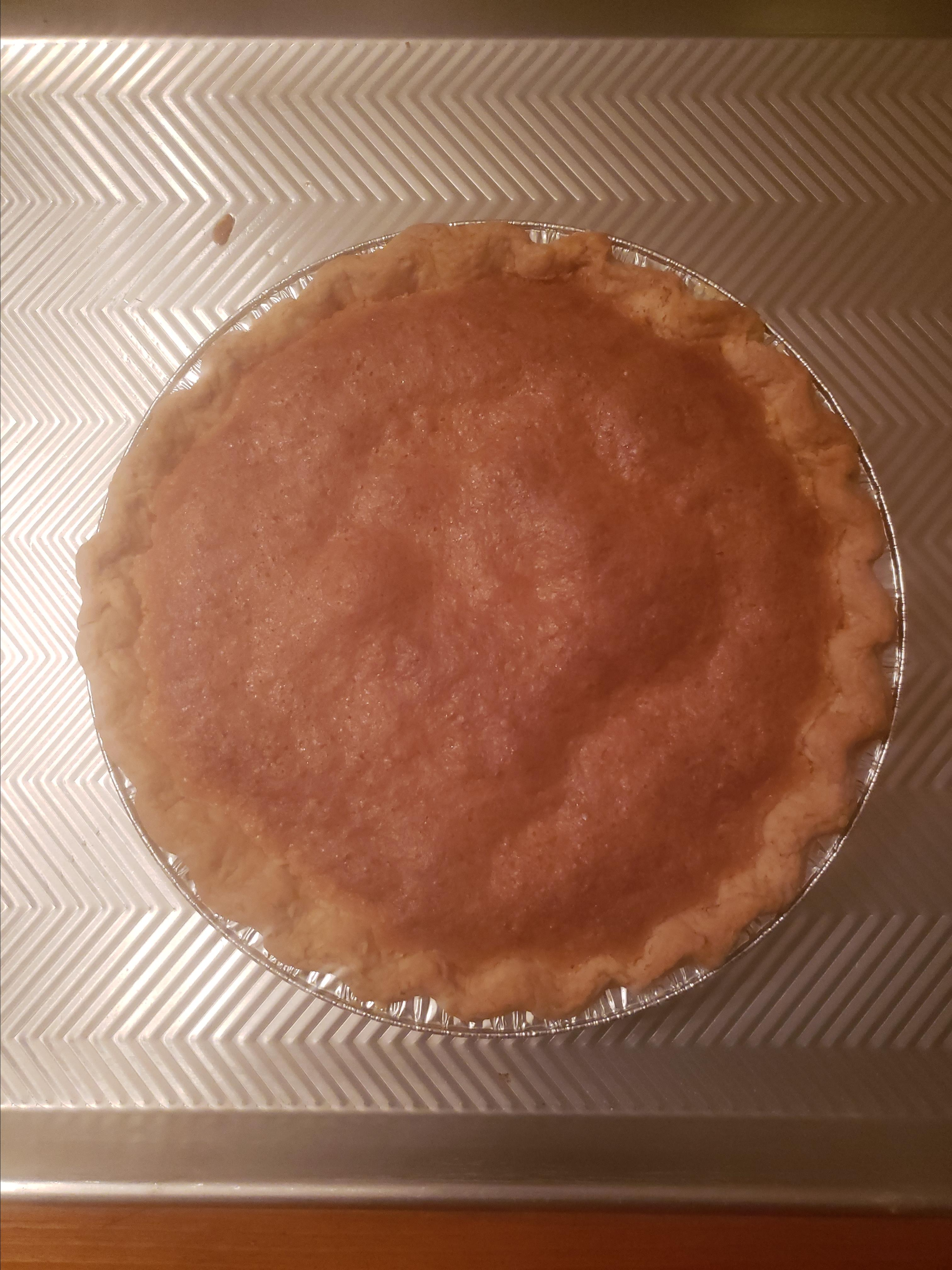 Chess Pie Cookie