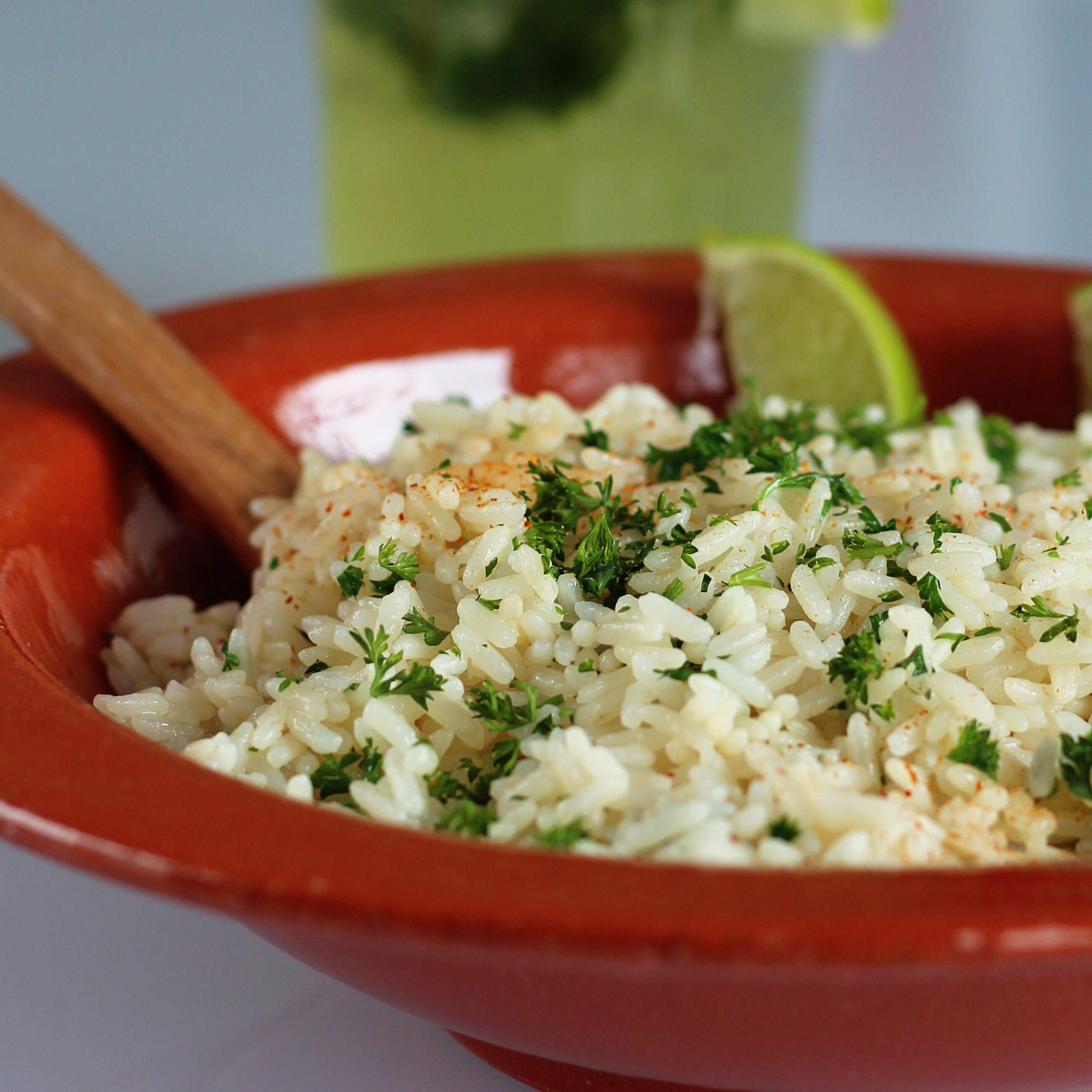 Instant Pot® Lime-Cilantro Rice Buckwheat Queen