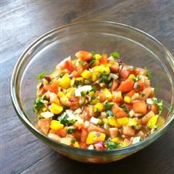 Fresh Mango Salsa erink