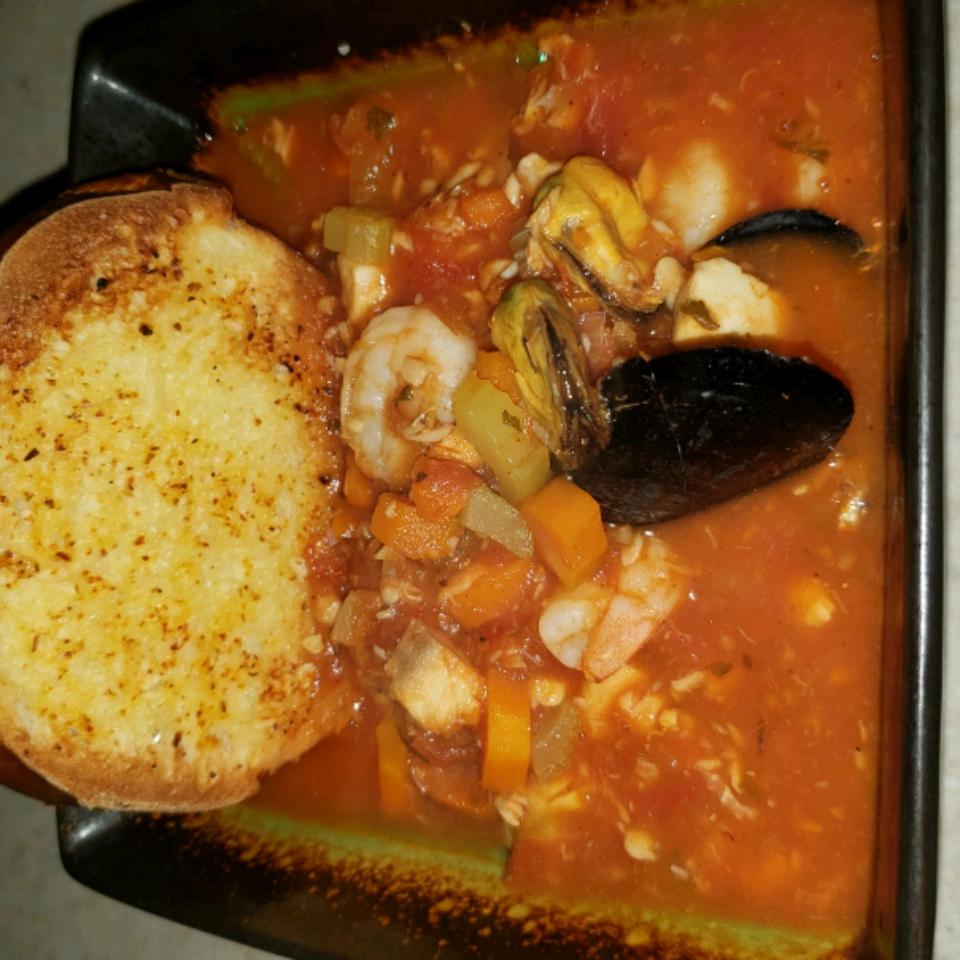 Brodetto (Fish Stew) Ancona-Style savannahb