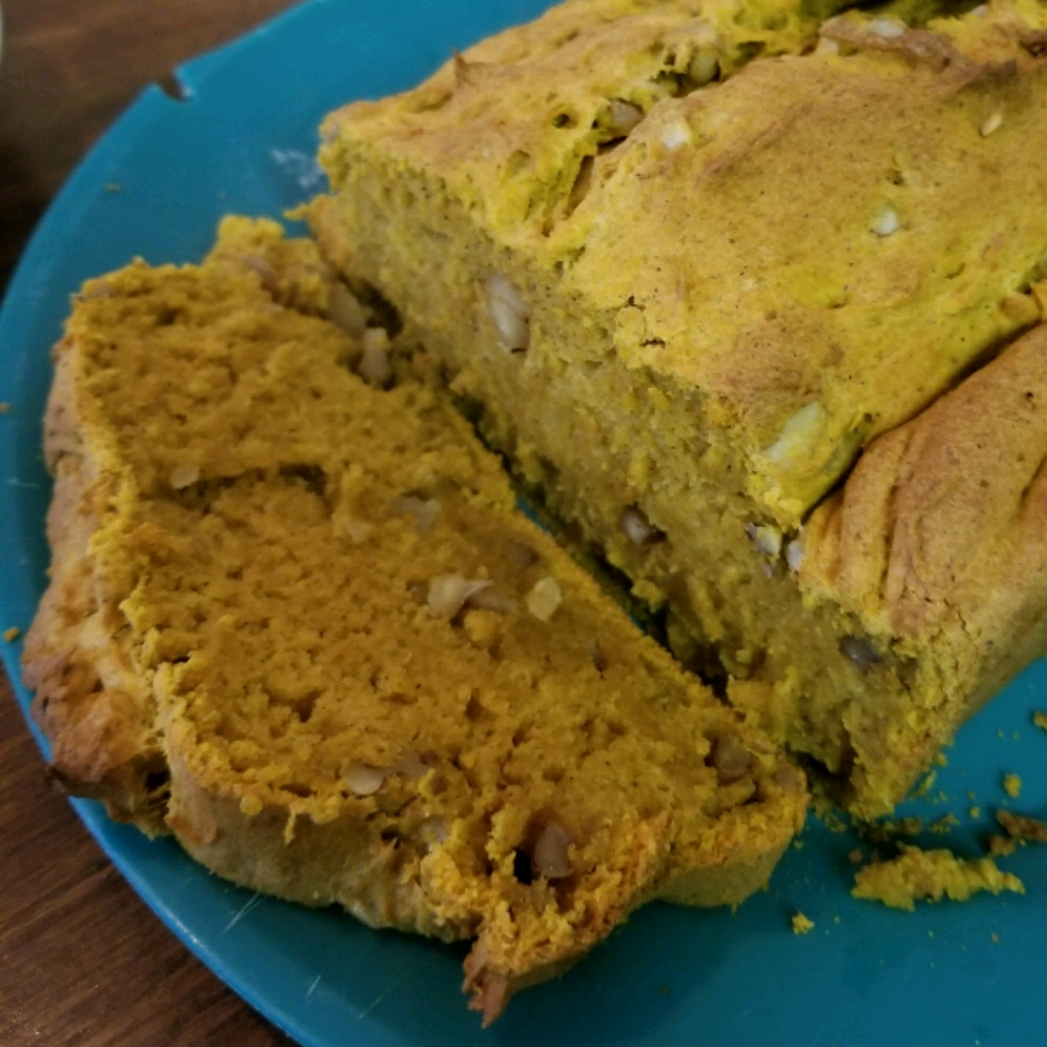 Pumpkin Bread (Gluten-Free) Noah Sampson