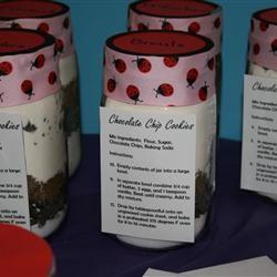 Julia's Best Ever Chocolate Chip Cookies In A Jar Tamara Bereck Manweiler