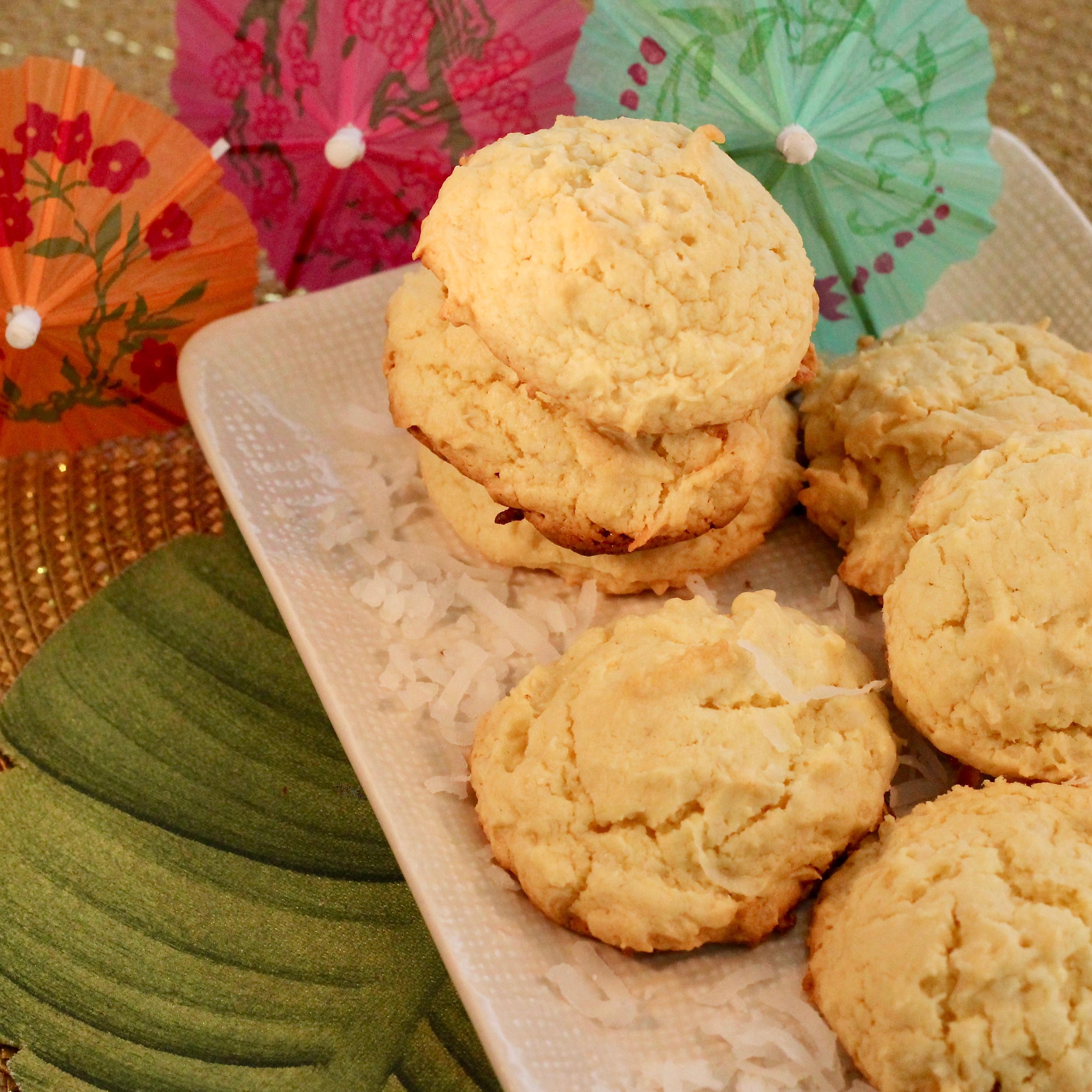Pina Colada Cookies I