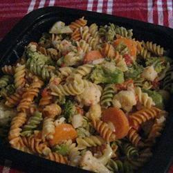 Italian Pasta Salad I Angie Broussard