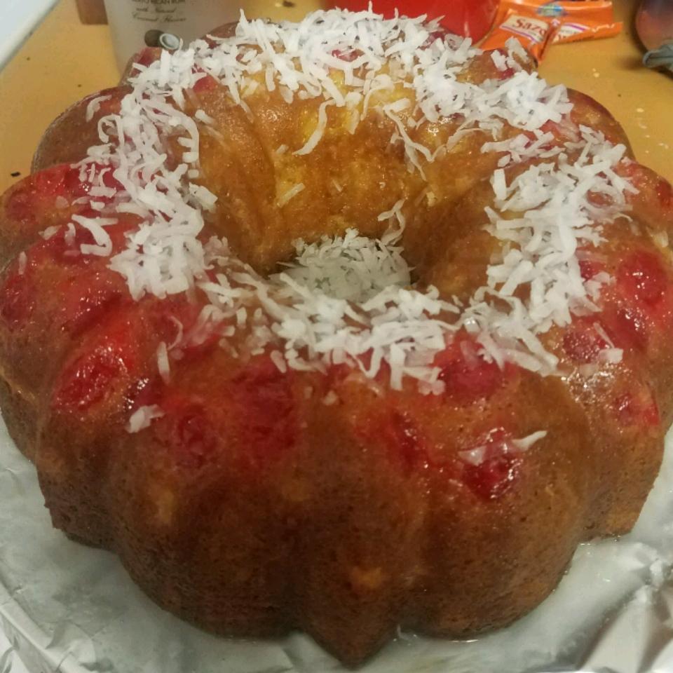 Pina Colada Cake III
