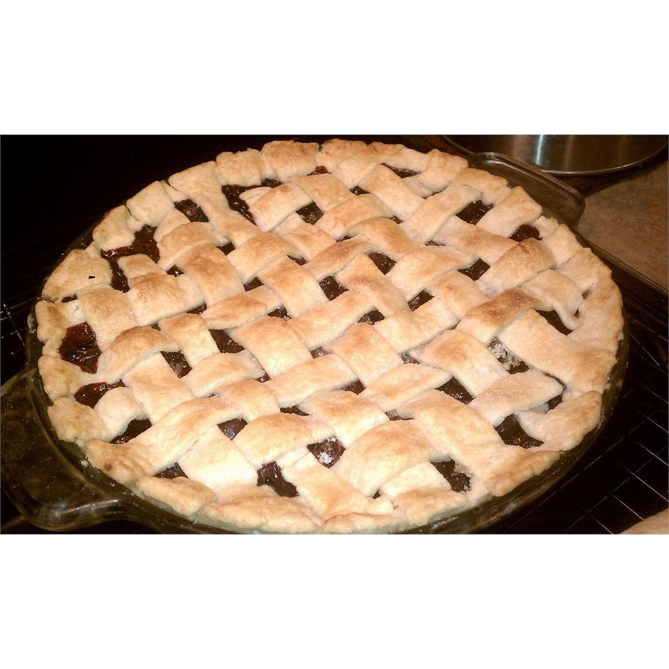 Grandma's Blueberry Pie mcgeefam