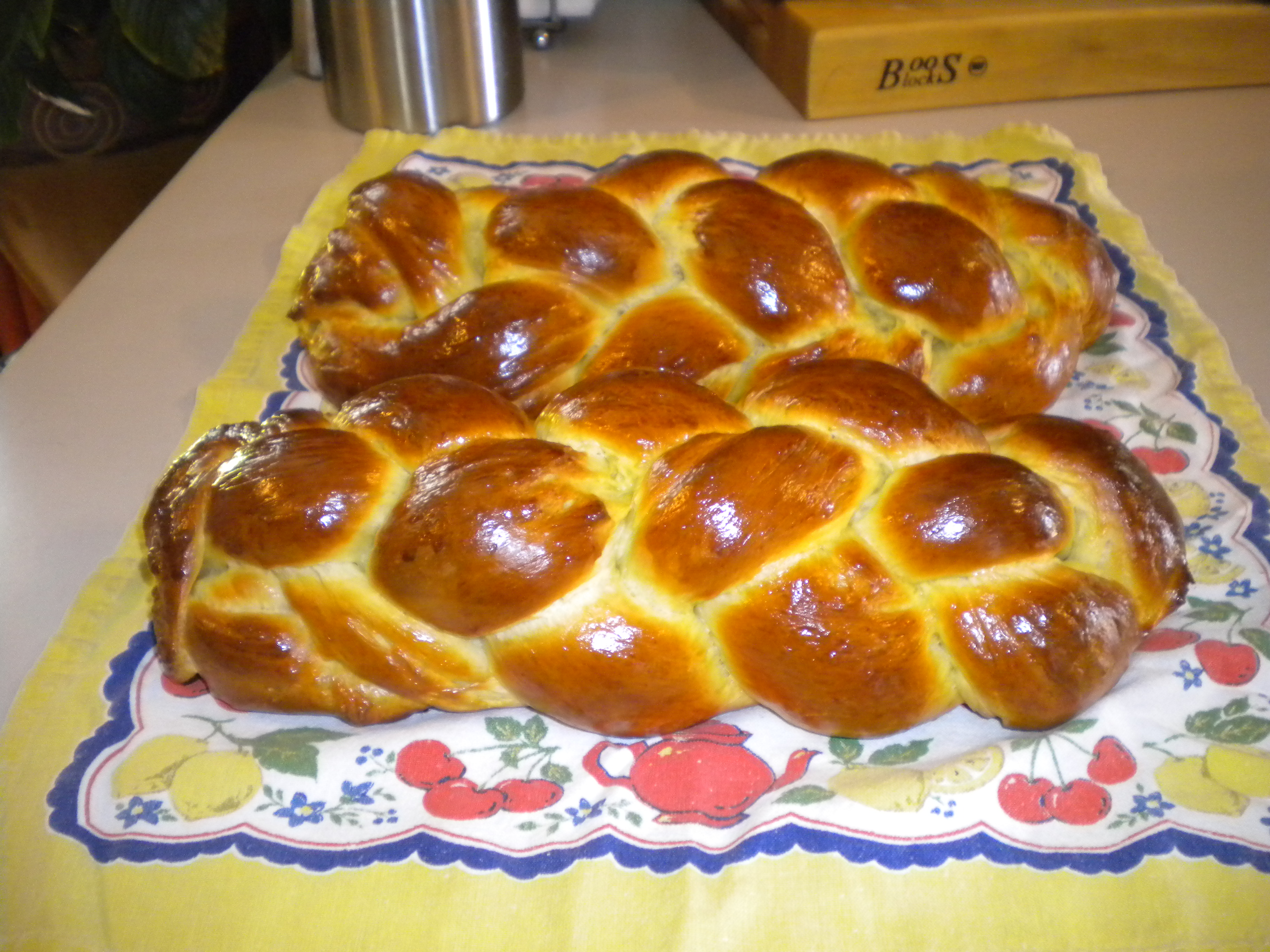 Sweet Challah Annie Webster