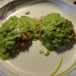 Green Pea Sauce S.M.V.