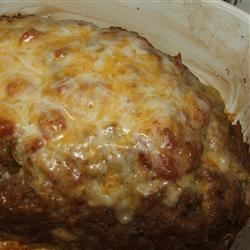 Meatloaf With A Bite Katrina