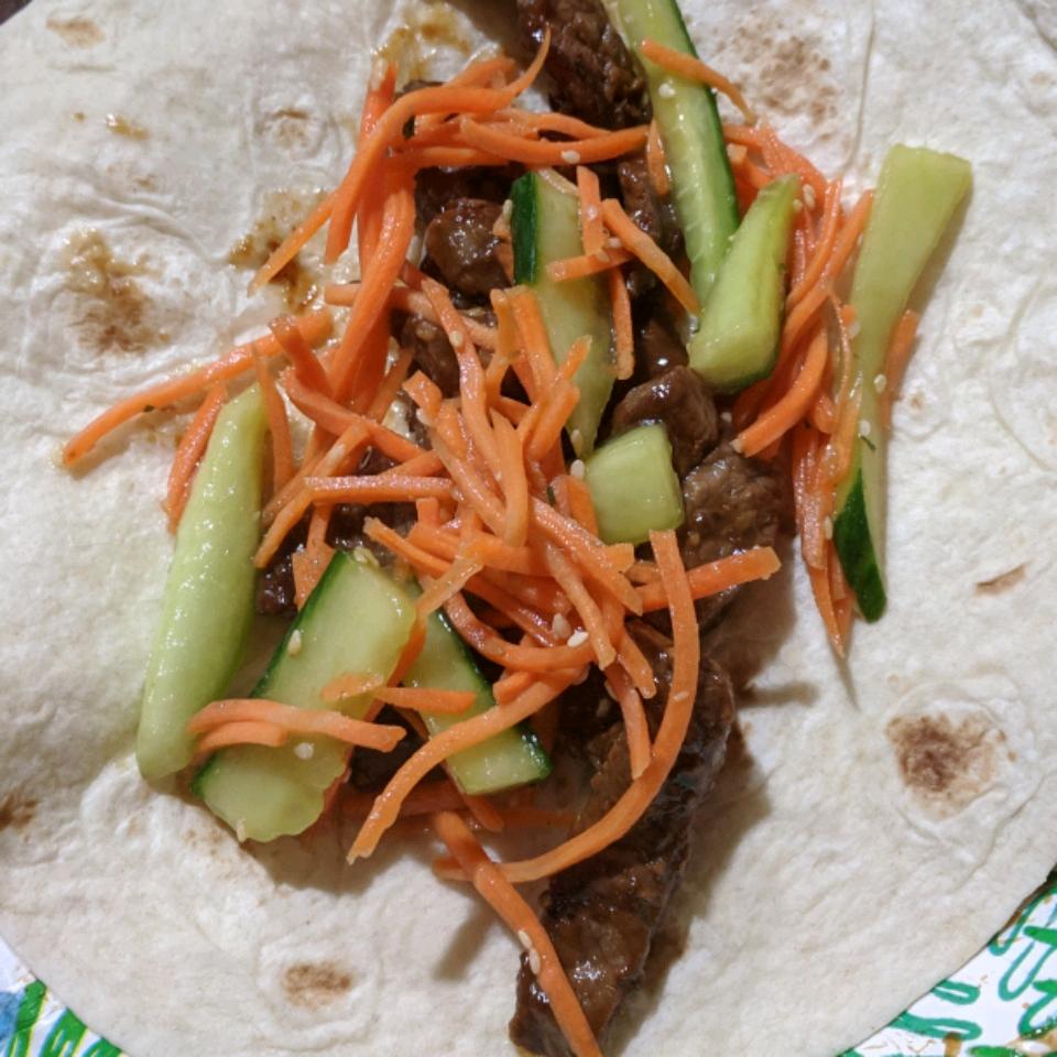 Asian Tacos Lindsay Stanley
