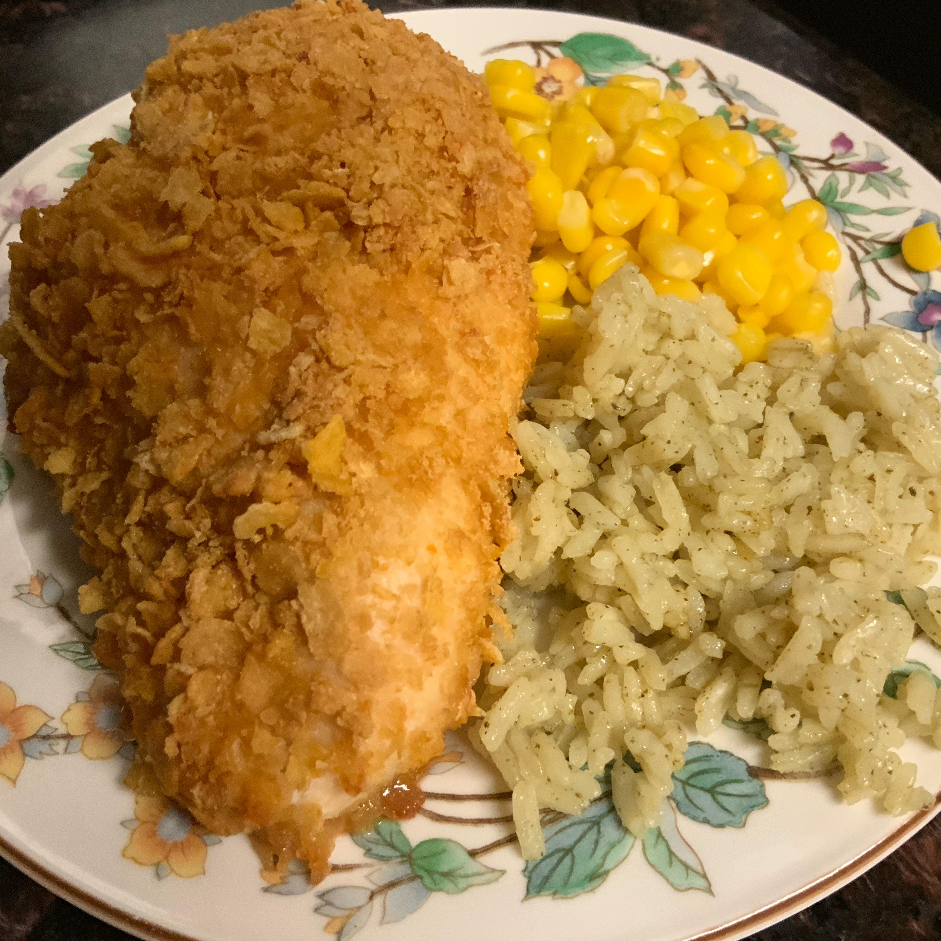 Baked Cornflake Chicken
