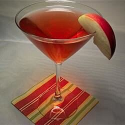big apple martini recipe