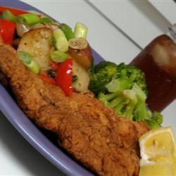 Southern Fried Catfish lattisha