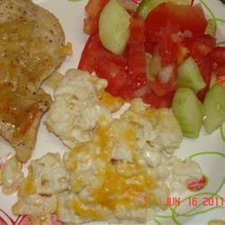Cauliflower with Dijon Sauce