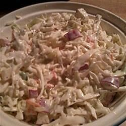 easy apple carrot coleslaw recipe