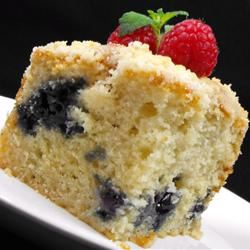 Blueberry Buttermilk Coffeecake