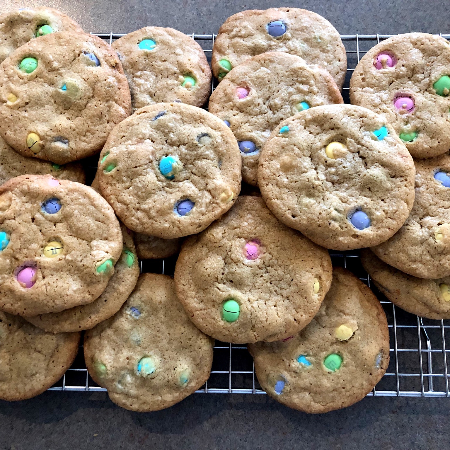 Easter M&M® Cookies drome007