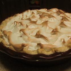 Butterscotch Cream Pie Rhonda
