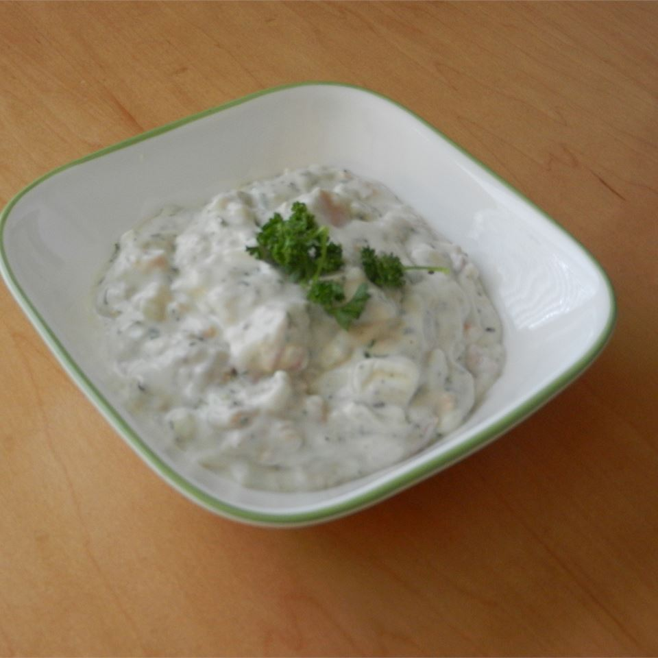Dick and Red's Bacon Clam Dip