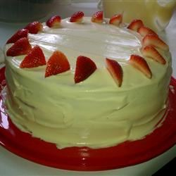 Strawberry Marble Cake Merle
