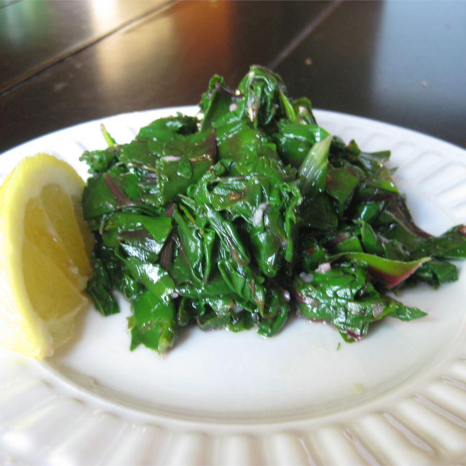 Simple and Delicious Beet Greens gretamarie