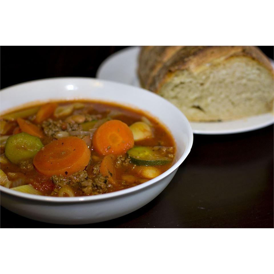 Venison Italian Soup essencf