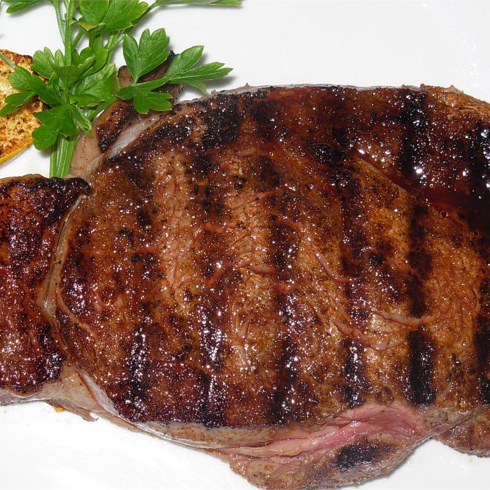 Juicy Marinated Steaks Denis