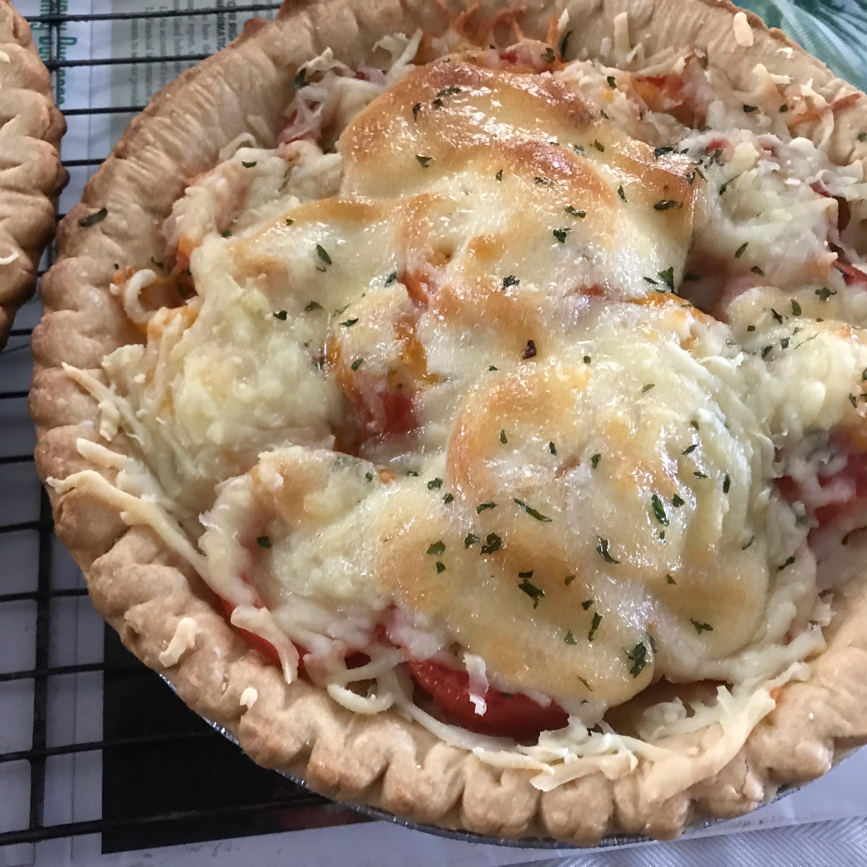 Summer Tomato Pie