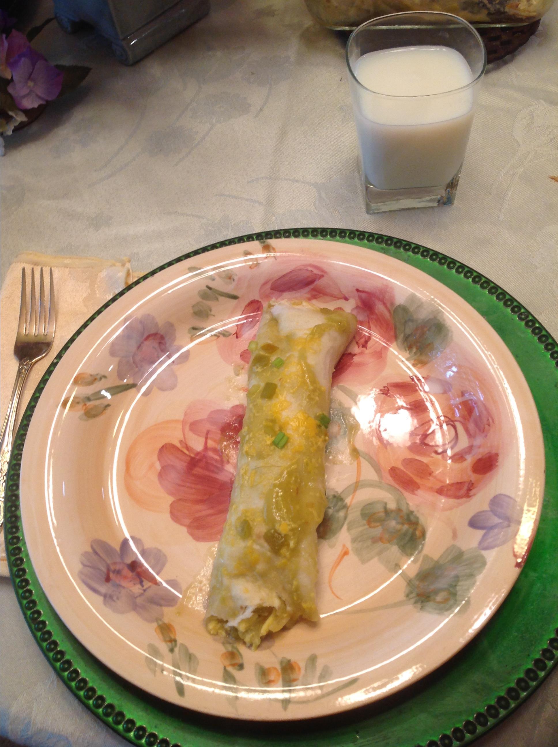 Breakfast Enchiladas Dennis Tobin